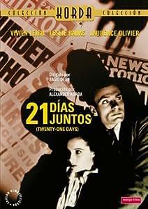 Twenty-One Days ( 21 Days )  ( Twenty-One Days Together ) [DVD]