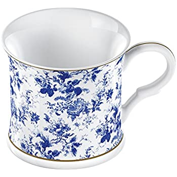 creative tops fine bone china queen victoria footed palace mug