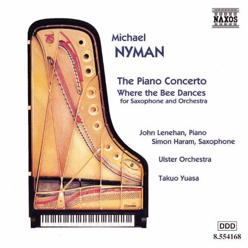 Nyman: Piano Concerto / Where ...