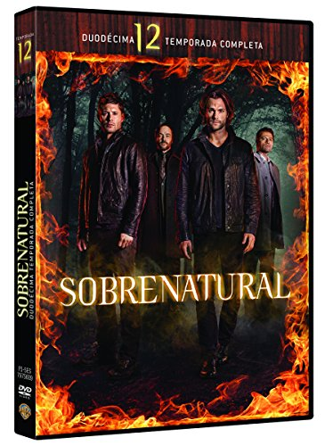 Produktbild Supernatural - Season 12 in englischer Sprache