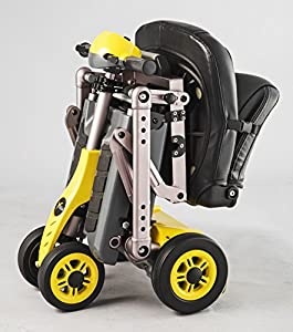 Yoga Folding Mobility Scooter by V&A Healthcare