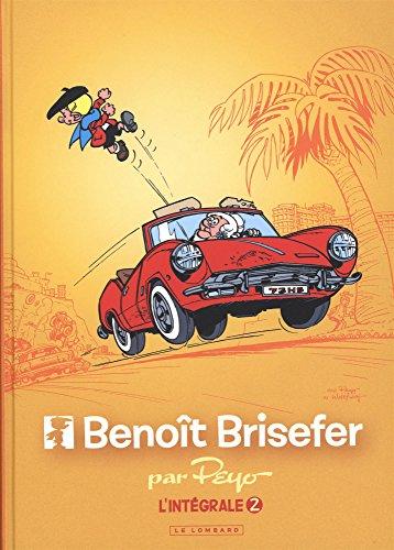 Intégrale Benoît Brisefer - tome 2 - Intégrale Benoît Brisefer 2 par