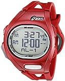 Asics CQAR0203 - Reloj de pulsera para hombre, rojo
