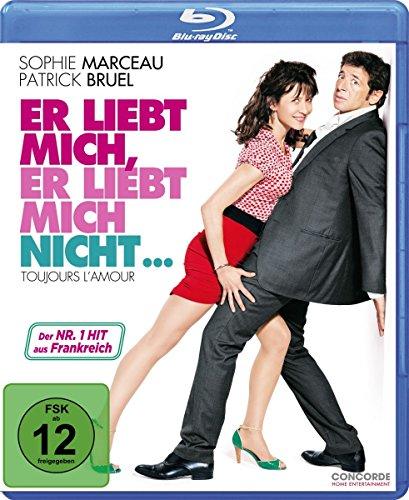 Bild von Er liebt mich, er liebt mich nicht - Toujours l'amour [Blu-ray]