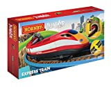 Best Train Sets - Hornby R1215 Junior Express Train Battery Powered Railway Review