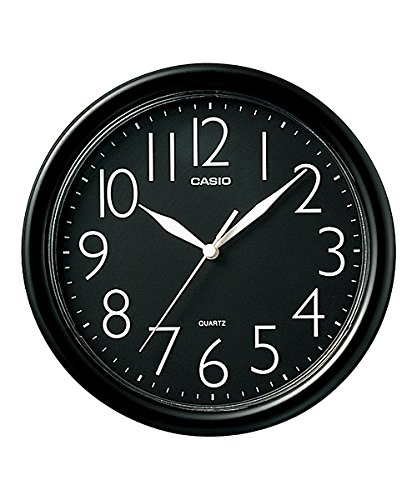 Casio Analog Wall Clock (IQ-01S-1DF)