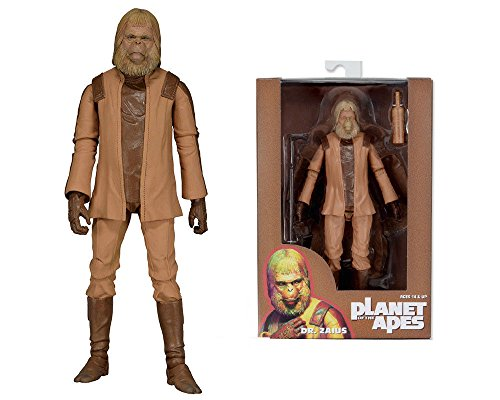 "Planeta de los simios 30072, Figura de 7 pulgadasde ""Series 1 Dr Zaius""."