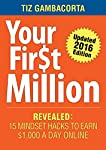 ***$2.99 for a limited time only***Are You Ready? Let's Get To It!I am not going to hold back. I am going to tell you my beliefs and insights on how you can take six, seven or eight figures online. I'm going to tell you how me and others have achieve...
