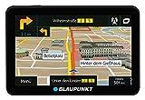 Blaupunkt TravelPilot 54 EU LMU - Navigationssystem mit 12,7 cm (5 Zoll) Display, Bluetooth Freisprecheinrichtung, Kartenmaterial Europa, lebenslange Karten-Updates*, TMC Stauumfahrung, Fahrspurassistent