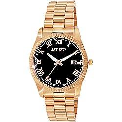Jet Set Women's Watch Beverly Hills rose gold/black J7056R-222