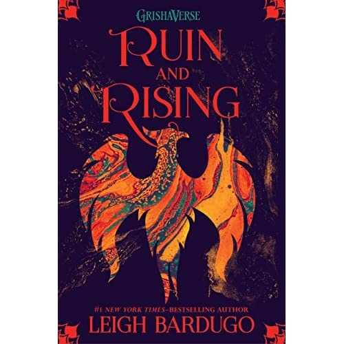 Ruin and Rising (Grisha Trilogy) by Leigh Bardugo(2014-06-17)
