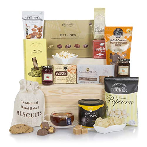 Bearing Gifts Hamper, Luxury Hampers Gift Baskets, Christmas Hamper Food Gifts