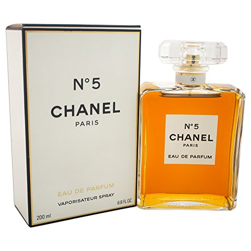 Chanel No.5, femme/woman, Eau de Parfum, 1er Pack (1 x 200 ml) (Für Chanel Frauen Coco)