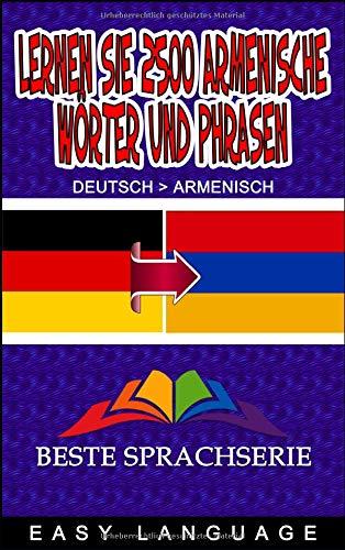 Lernen Sie 2500 armenische Wörter und Phrasen
