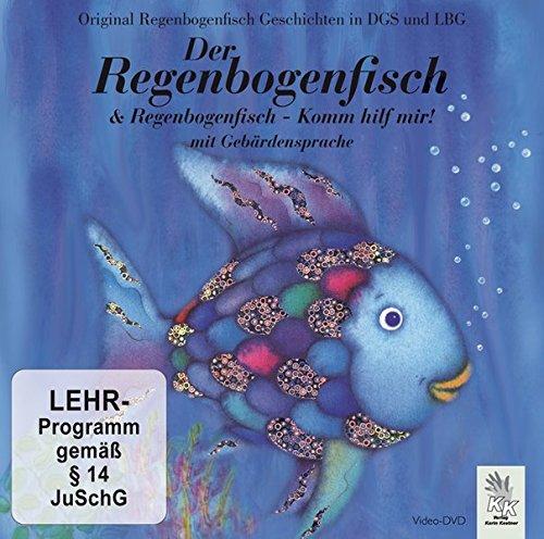 Regenbogenfisch - mit Gebärdensprache