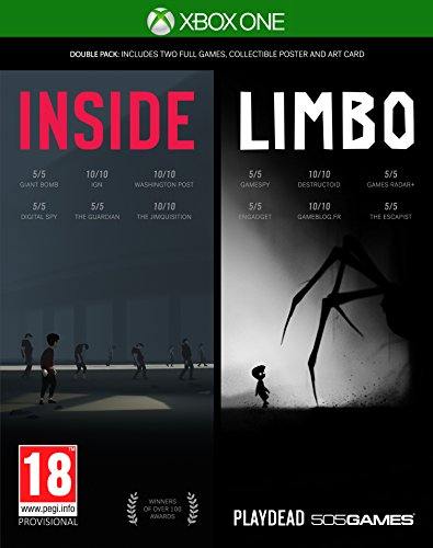 Inside Limbo Doublepack - Xbox One [Importación italiana]