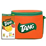 #1: Tang Instant Drink Orange Flavor, 500g (Pack of 4) with a Free Multipurpose Bag
