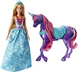 Barbie Mattel fpl89 Dream Topia Poupée Barbie & Licorne