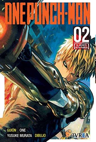 One Punch-Man  02 por One & Yusuke Murata
