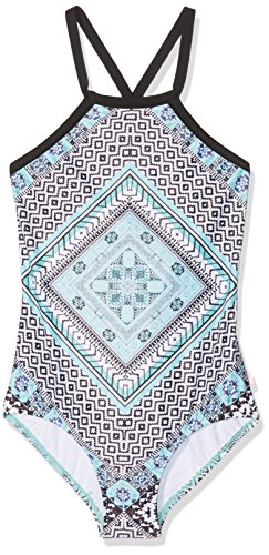 Seafolly Aztec Tapestery Tank, Maillot Une Pièce Fille