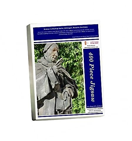 Photo Jigsaw Puzzle of Statue to Bishop Sailer, Dillingen, Bavaria,