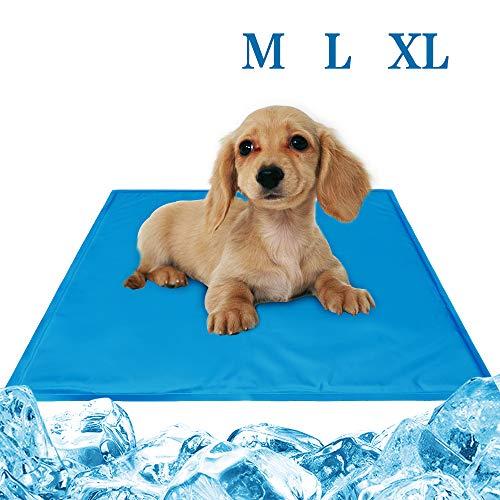 Seekavan Hund Kühlmatte, Selbst Kühlung Gel-Matte Pads Pet für Hunde & Katzen, Haustier Betten...