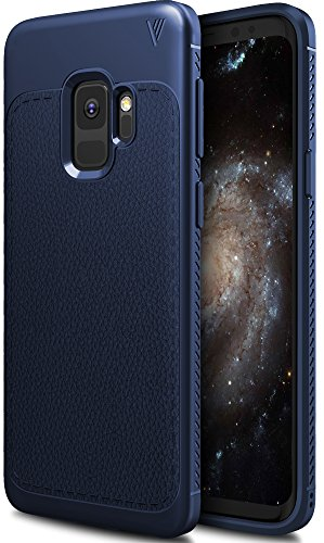 Coque Samsung Galaxy S9, iBetter [Shock Absorption] Ultra Doux Nouveau design Luxury Case Housse Etui TPU Silicone coque TPU souple noir Case Cover pour Samsung S9 Smartphone