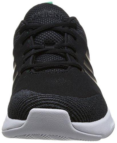 adidas Herren Cloudfoam executor Basketballschuhe Schwarz (Core Black/core Black/carbon S18 Core Black/core Black/carbon S18)