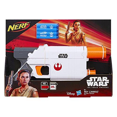 Star Wars B3970–Episode 7Blaster Rey & Han Solo–Modell zufällige