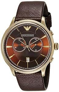 Emporio Armani Herren Chronograph Armband Uhr AR1793