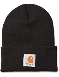 Carhartt A18 Bonnet beanie Watch hat (noir - black)