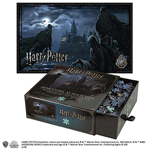 Noble Collection- Puzles Harry Potter Puzzle Dementores