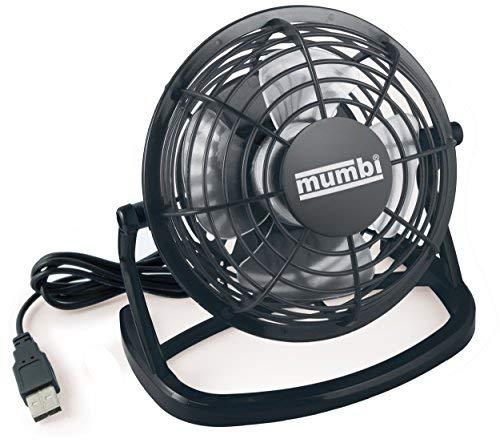 Mumbi - USB Ventilator