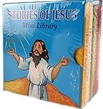 My first stories of Jesus mini Bibliothek Set of 6 Picture Story Bücher