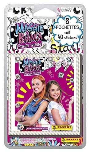 Panini France SA 2328-038 Maggie & Bianca Blister 8 Pochettes