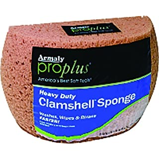 Armaly Brands 00008 Large Proplus Heavy-Duty Clamshell Utility Sponge by Armaly Brands