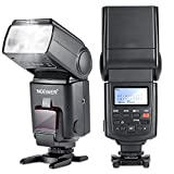 #3: Neewer NW680/TT680 Speedlite Flash E TTL Camera Flash *High-Speed Sync* for Canon 5D MARK 2 6D 7D 70D 60D 50DT3I T2I and other CANON DSLR Cameras