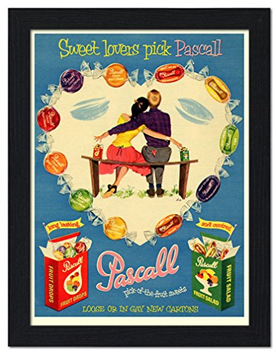 pascall-sweets-vintage-advert-1950s-framed-print-32x42cm-black