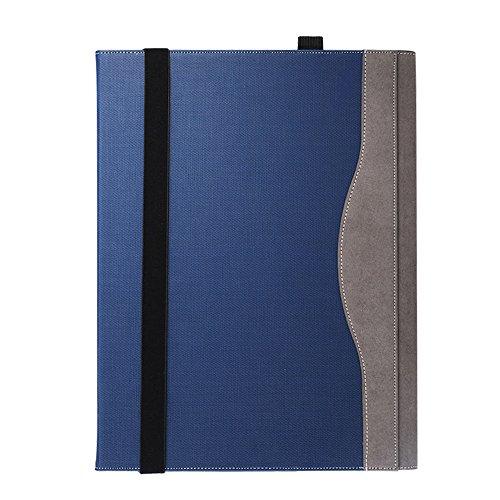 Preisvergleich Produktbild Coface Executive Abnehmbare Schutzhülle Schutzhülle für 13.5 Zoll Microsoft Surface Book, Blau