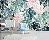 Quadri moderni soggiorno xxl poster Carta da parati con foglie tropicali Carta da parati murale Carta da parati per soggiorno Foto carta da parati Natura Murales floreali
