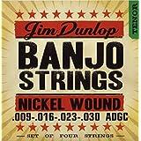Dunlop djn0930Níquel cuerdas para banjo tenor (4unidades)