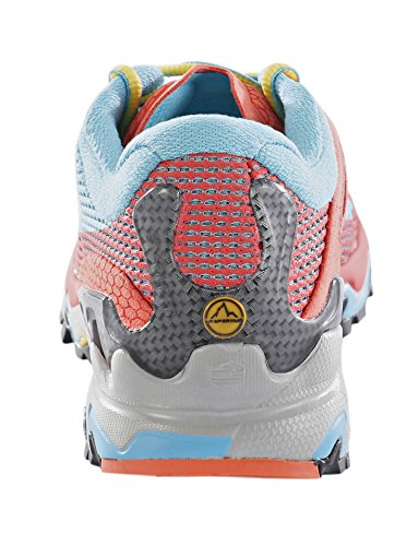 La Sportiva Wild Cat 3.0 Woman, Chaussures montantes women BLUE/CORAL