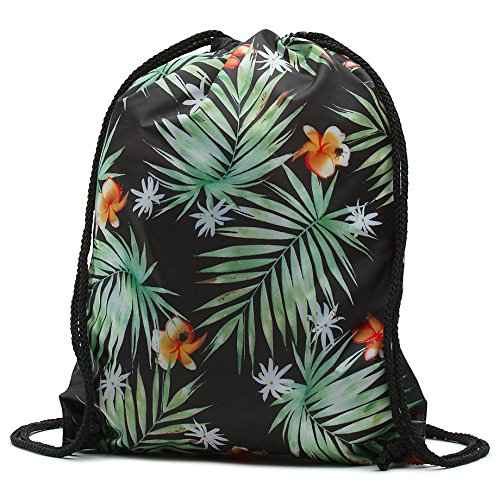 Imagen de vans league bench bag , 44 cm, 12 l, black decay palm alternativa