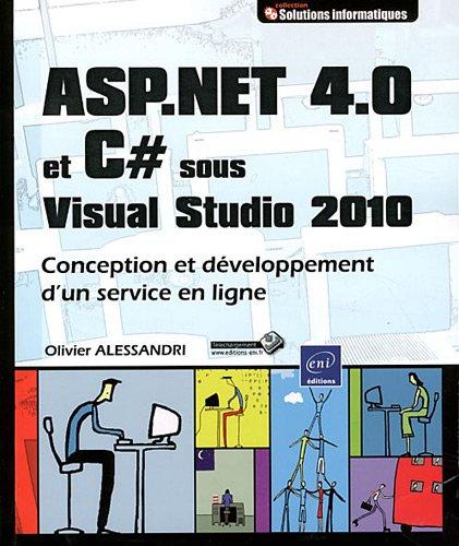 ASP.NET 4.0 et C# sous Visual Studio 201...