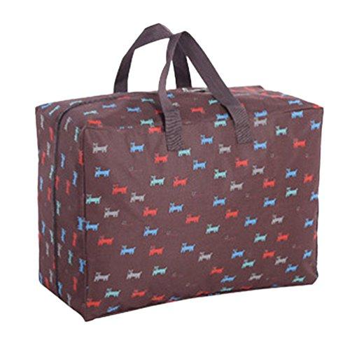 Dexinx Esencial Bags-in-bag Embalaje Cubos de Viaje, Upgraded Maleta E