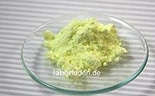 Azufre (polvo fino, S, laboratorio, productos químicos),1000g