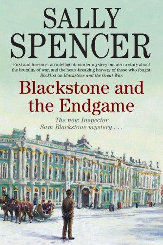 Blackstone and the Endgame (A Sam Blackstone Mystery)