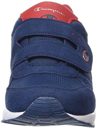Champion Low Cut Shoe Rugrat Revival B Gs Jungen Laufschuhe Blau (Black Iris 3016)