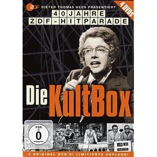 Various Artists - Das Beste aus der ZDF Hitparade mit Dieter Thomas Heck [4 DVDs]
