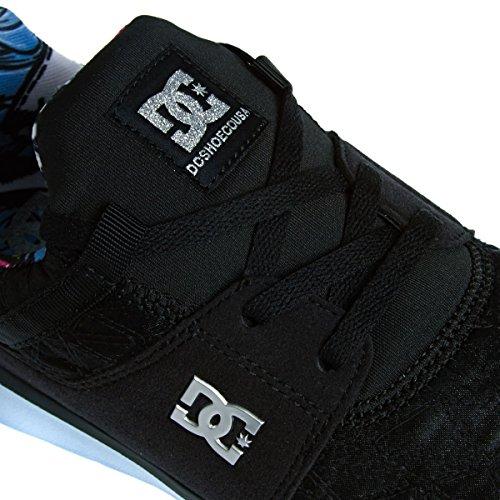 DC Shoes Heathrow X TR - Chaussures basses pour femme ADJS700024 black/print